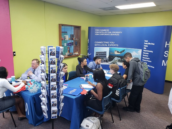 Career Fair Cayman