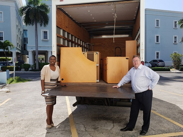HSM Donation in the Cayman Islands